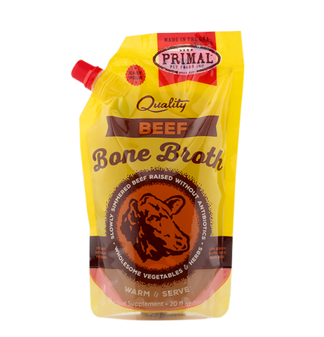 Primal Beef Bone Broth