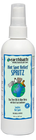 Earthbath Deodorizing Tea Tree & Aloe Vera Hot Spot Spritz