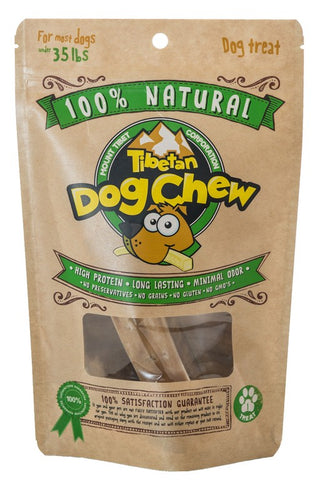 Tibetan Dog Chew - Medium