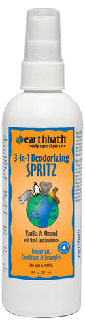 Earthbath Deodorizing Vanilla Almond Spritz