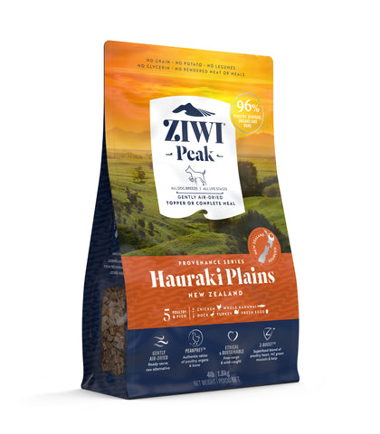 Ziwi Peak Air-Dried Hauraki Plains