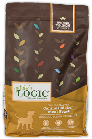 Nature's Logic Chicken Meal Feast