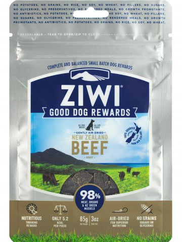 Ziwi Peak Good Dog Beef Reward Treats