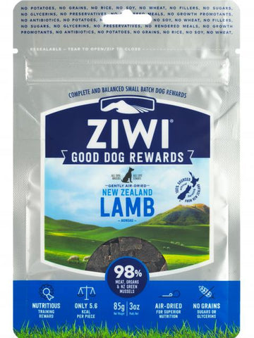 Ziwi Peak Good Dog Lamb Reward Treats