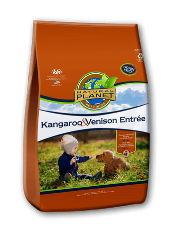 Natural Planet Grain Free Kangaroo & Venison