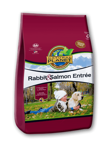 Natural Planet Grain Free Rabbit & Salmon