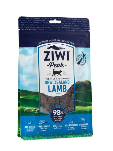 Ziwi Peak Air-Dried Lamb - CAT