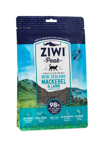Ziwi Peak Air-Dried Mackerel & Lamb - CAT