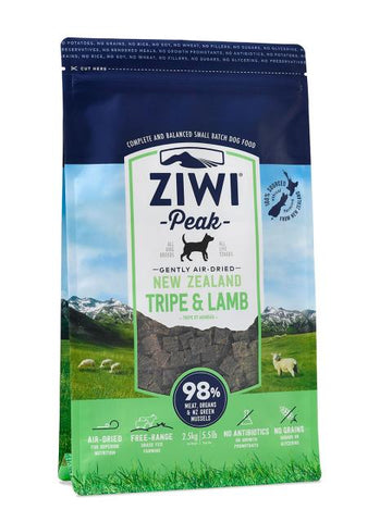 Ziwi Peak Air-Dried Tripe & Lamb
