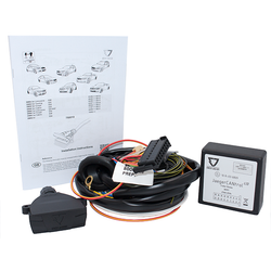 Towing Electrical Kit - 7P/12V - BMW 3, 1, X1 Series (E models) - (750010EJ)