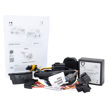 Towing Electrical Kit - 7P/12V - HOLDEN Colorado - MY 12 - (750024EJ)