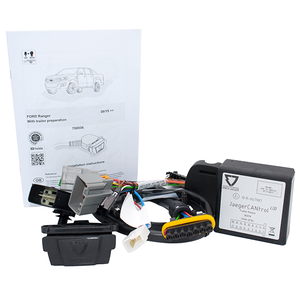 Towing Electrical Kit - 7P/12V - FORD Ranger - 8/15- (750036EJ)