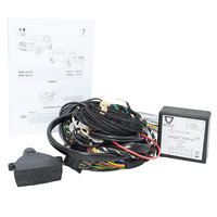 Towing Electrical Kit - 7P/12V - BMW X5 (E70) ; X6 (E71) - (750054EJ)