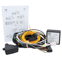 Towing Electrical Kit - 7P/12V - BMW Various Models - (750060EJ)