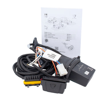 Towing Electrical Kit - 7P/12V - FORD Transit - 6/16- (750074EJ)