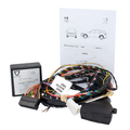 Towing Electrical Kit - 7P/12V - MERCEDES-BENZ GLC (X254);C-Class (S205;W205) - (750075EJ)