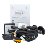 Towing Electrical Kit - 7P/12V - SSANGYONG Musso/Rhino 08/18- (750097EJ)