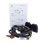 Towing Electrical Kit - 7P/12V - LDV T60 - 01/17 -  (Tow Prepped) (750098EJ)