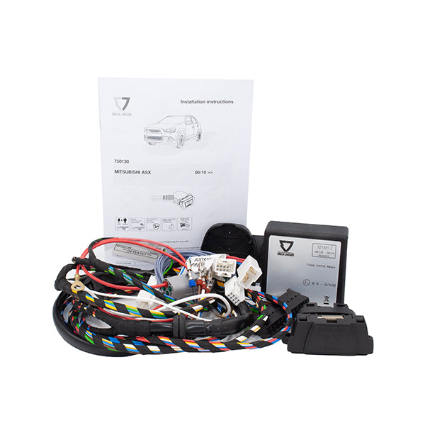 Towing Electrical Kit - 7P/12V - MITSUBISHI ASX - 06/10- (750130EJ)