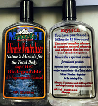 Miracle II Neutralizer