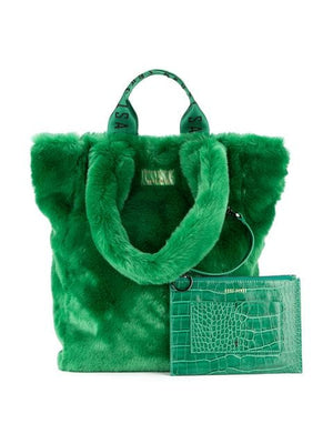 Tzippy Tote in Absinthe