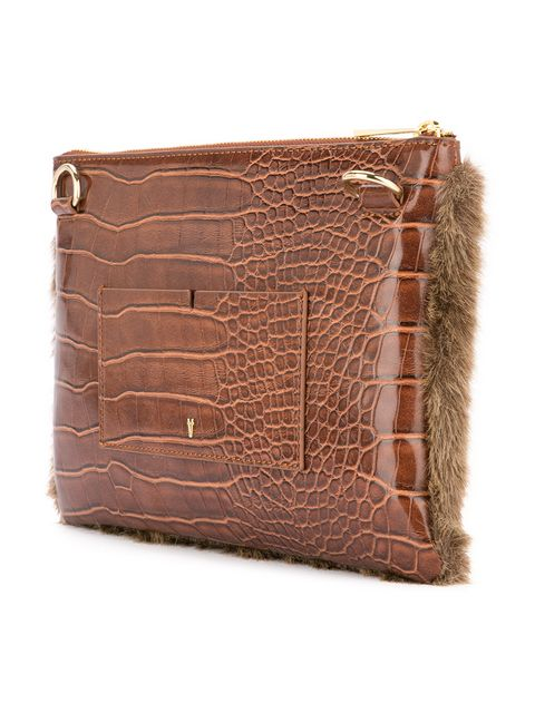 Moishe Hip Bag in Walnut