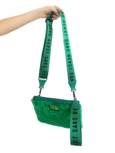 Moishe Hip Bag in Absinthe