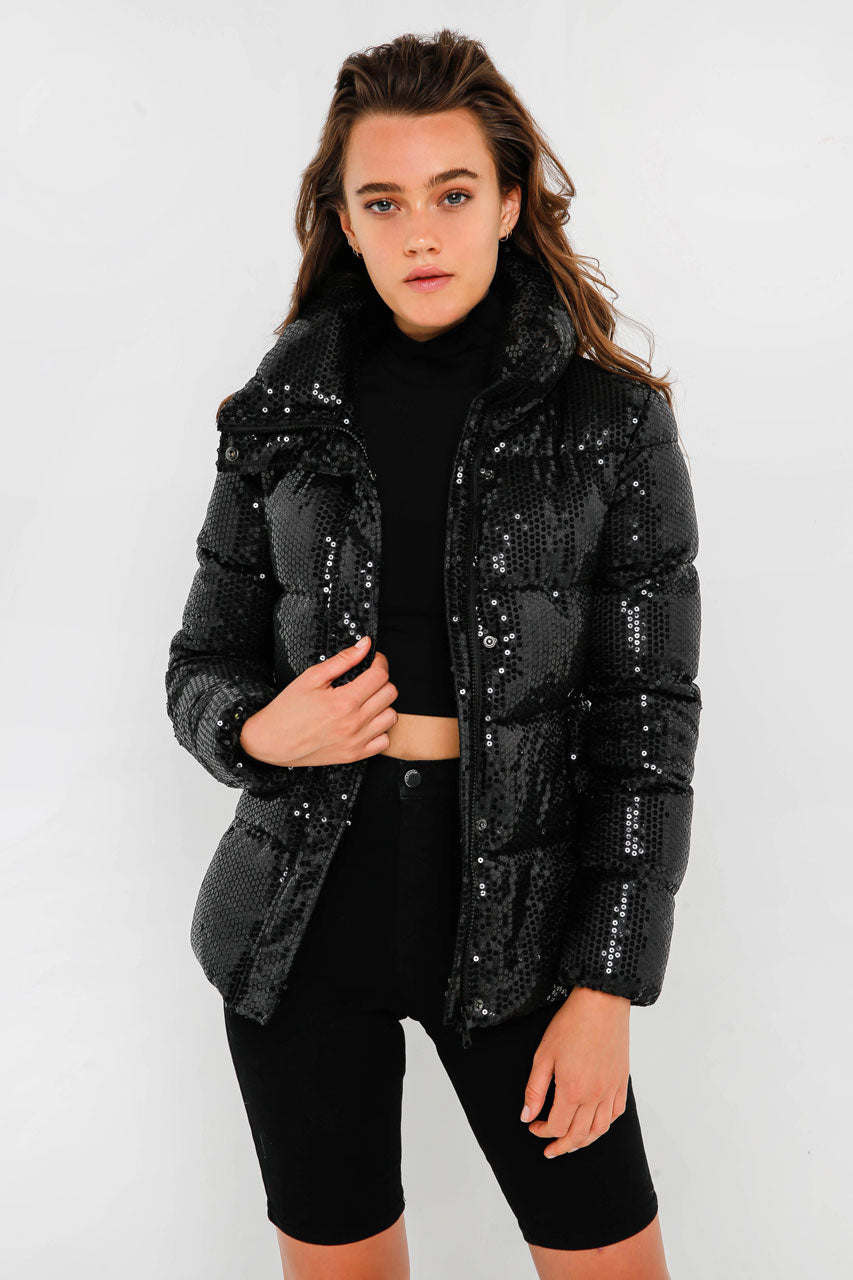 Desire Jacket in Black