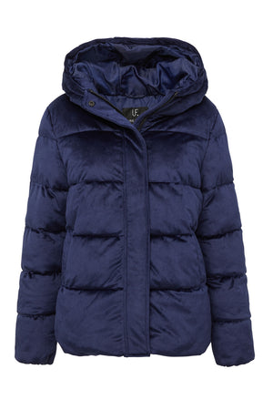 True Blue Puffer Jacket