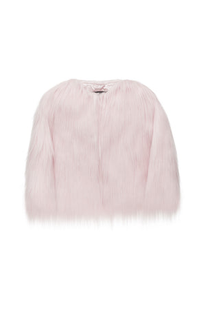 Mini Me Jacket in Petal Pink