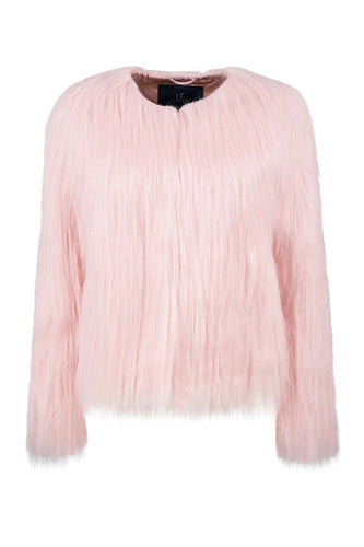 Unreal Dream Jacket in Pink