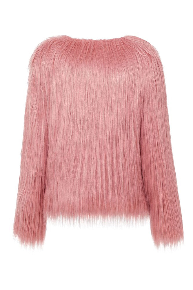 Unreal Dream Jacket in Blush Pink