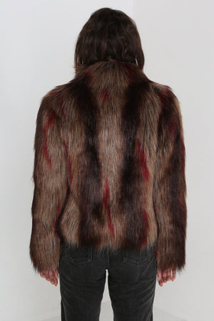 Fur Delish Jacket