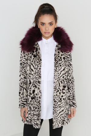 Urban Jungle Coat