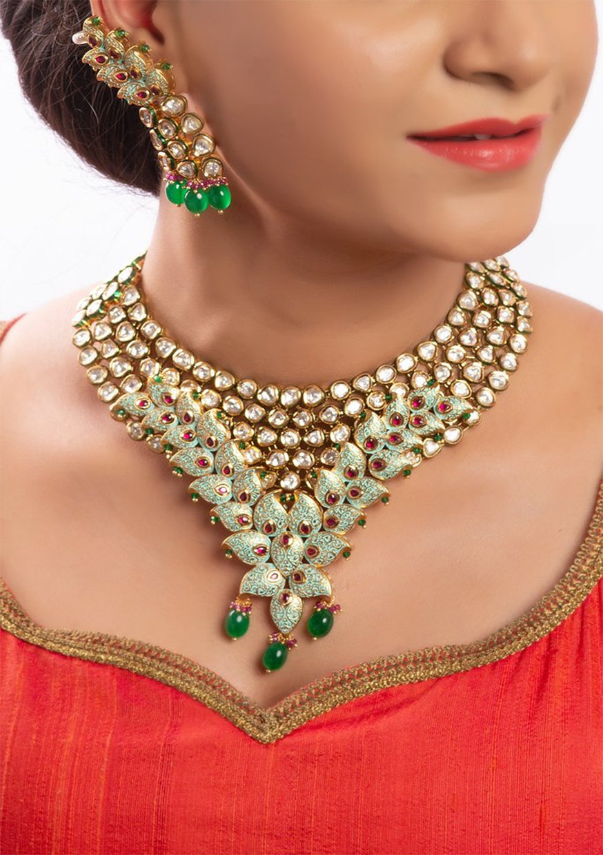 Anjali Necklace - Artify Jewelry