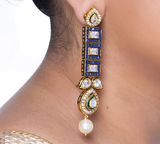 Kunti Earrings - Artify Jewelry