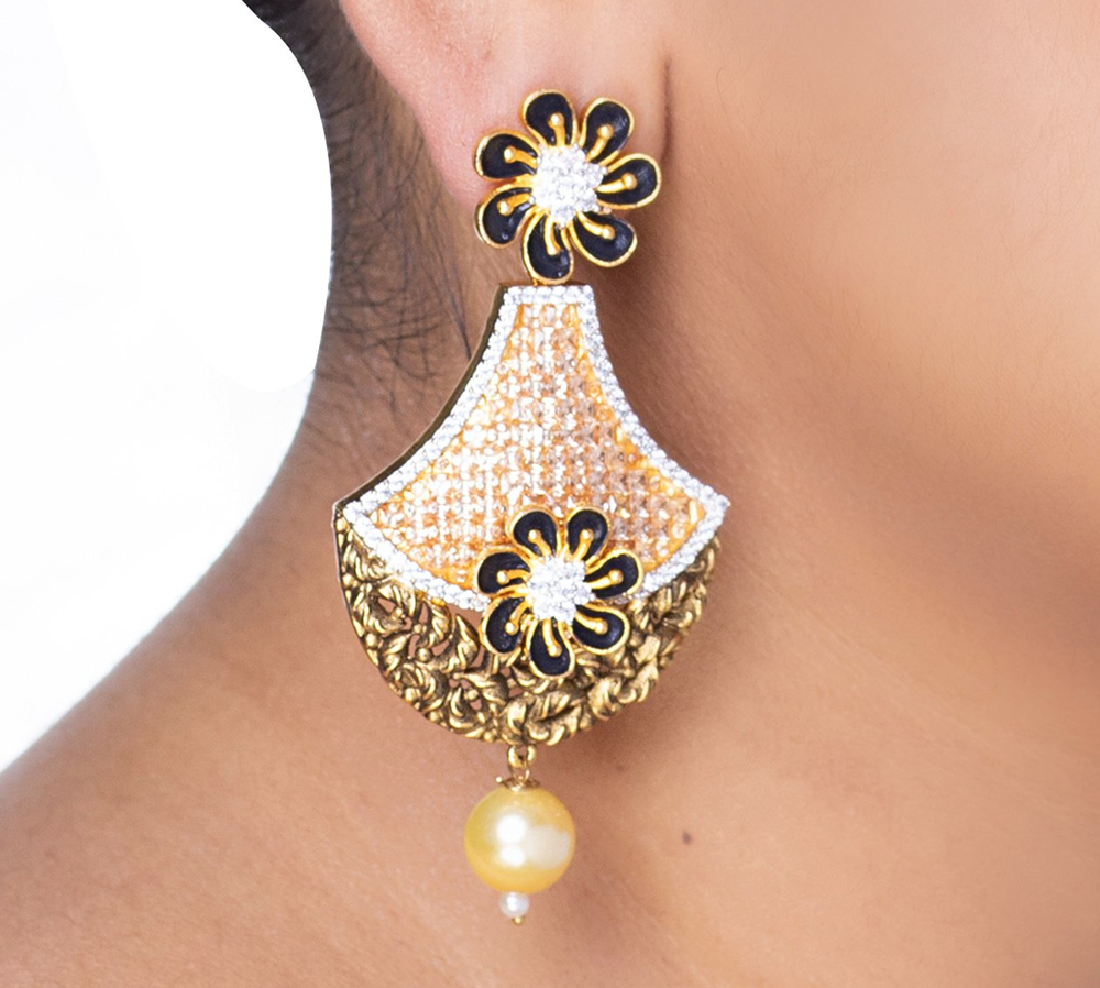 Rupinder Earrings - Artify Jewelry