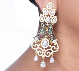 Ritika Earrings - Artify Jewelry