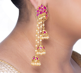 Mugda Earrings - Artify Jewelry