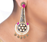 Tapsee Earrings - Artify Jewelry