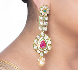 Nazira Earrings - Artify Jewelry