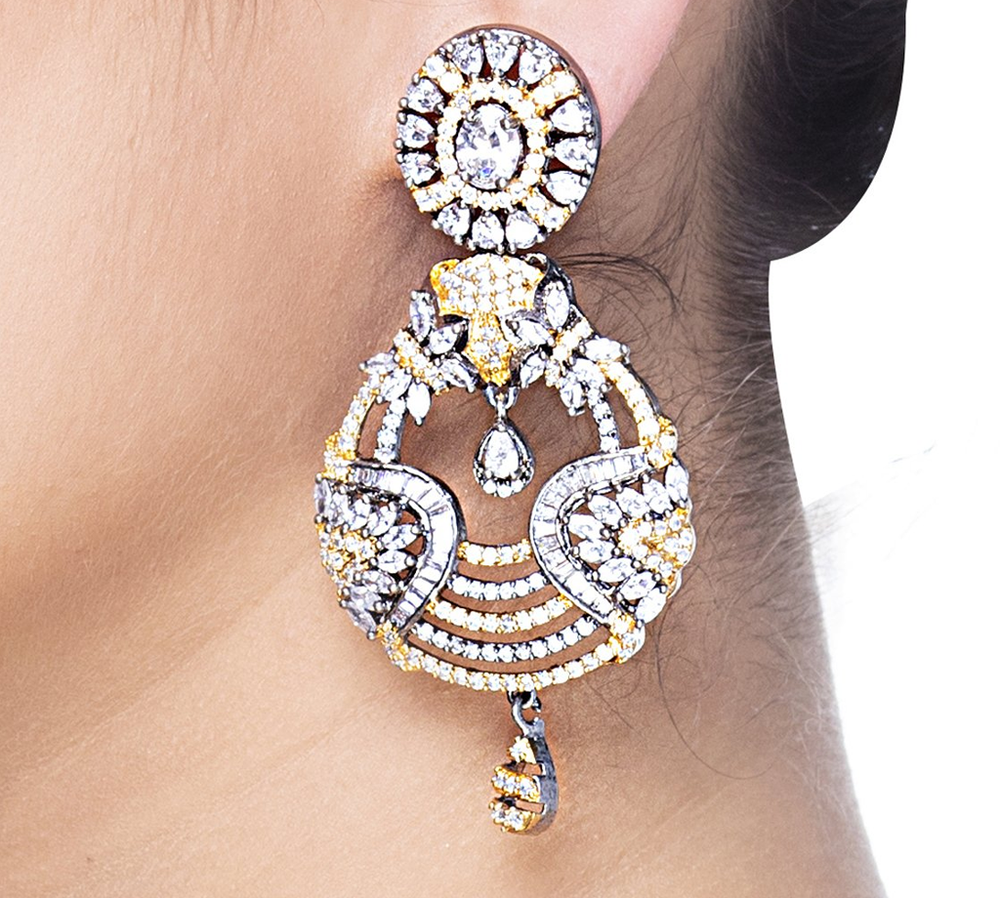 Karni Earrings - Artify Jewelry