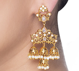 Damini Earrings - Artify Jewelry