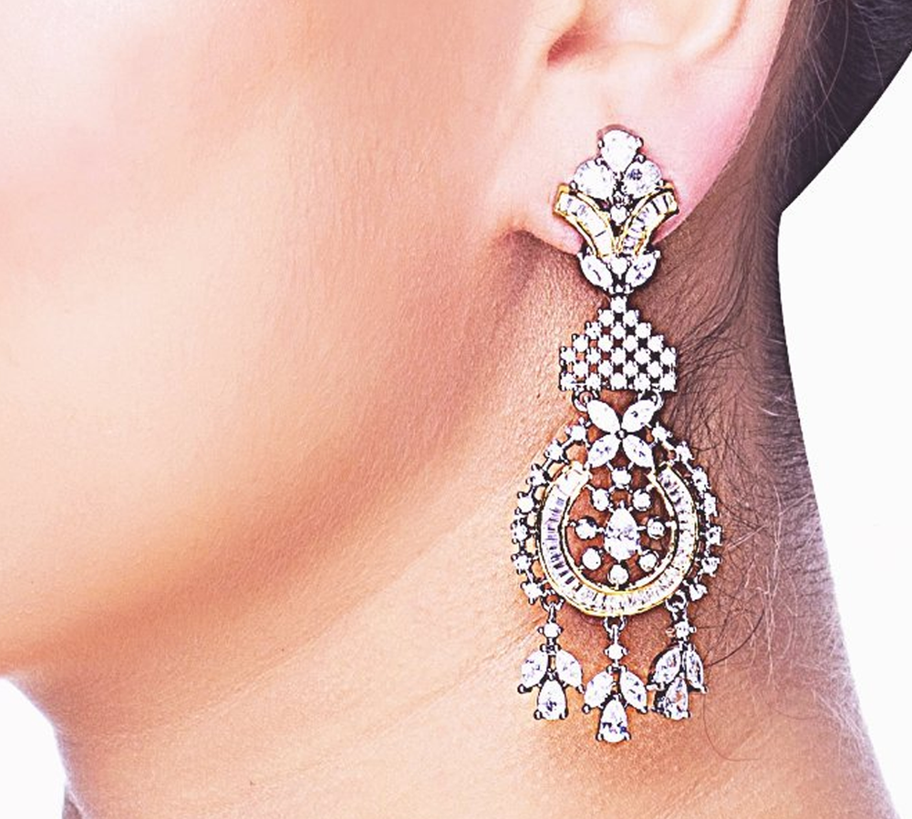 Chirtra Earrings - Artify Jewelry