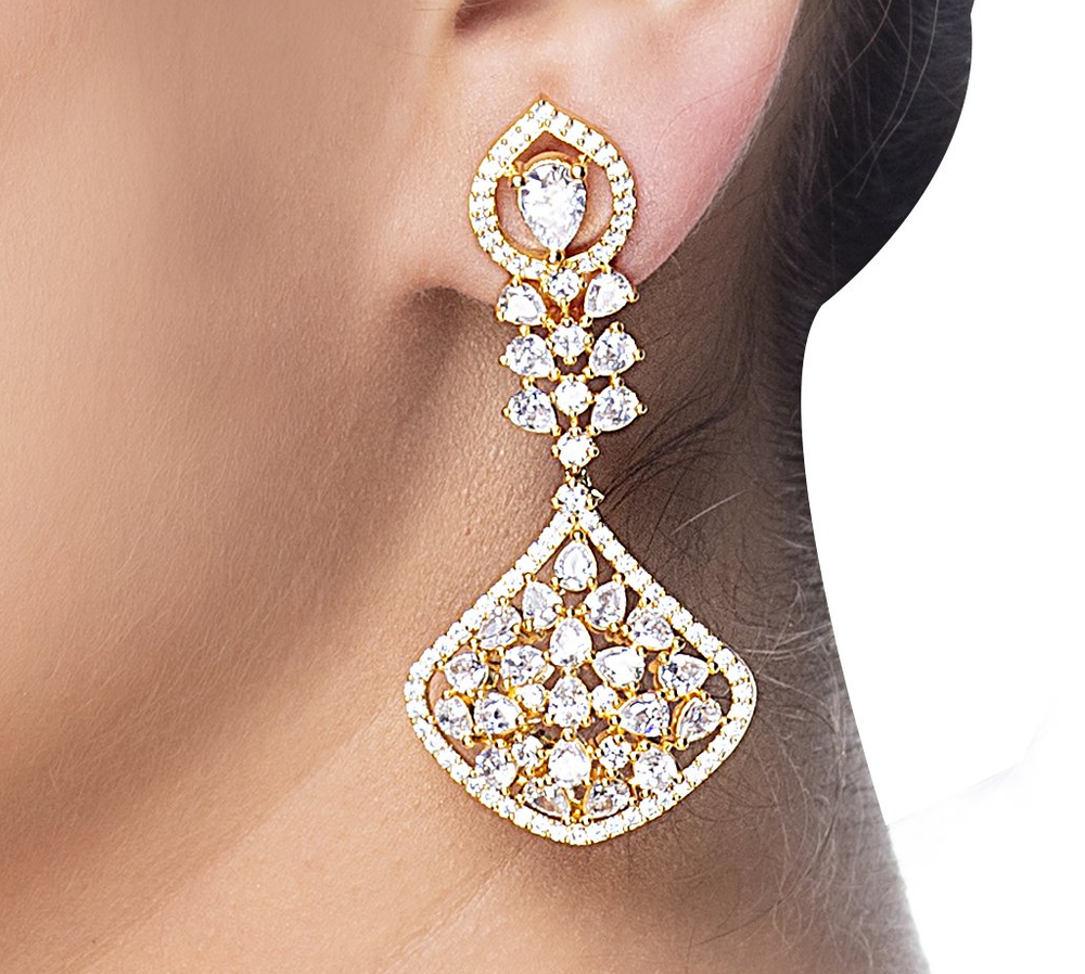 Manushri Earrings - Artify Jewelry
