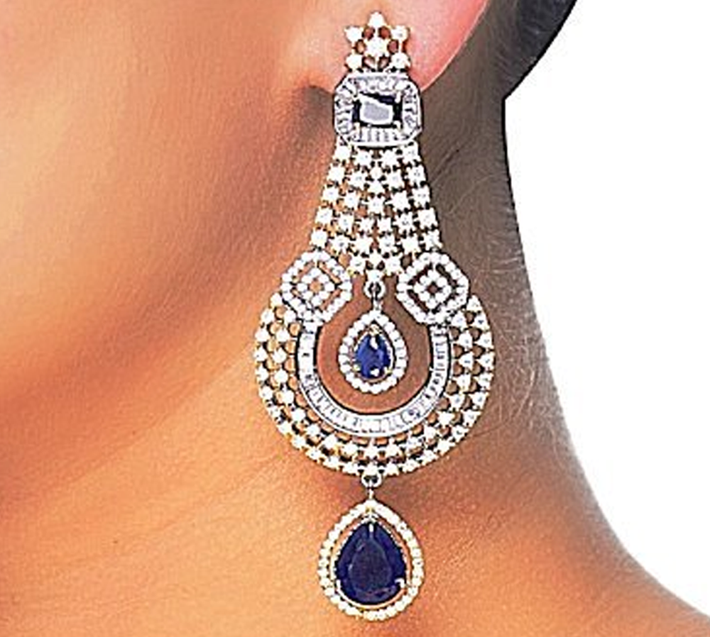 Chinmayi Earrings - Artify Jewelry