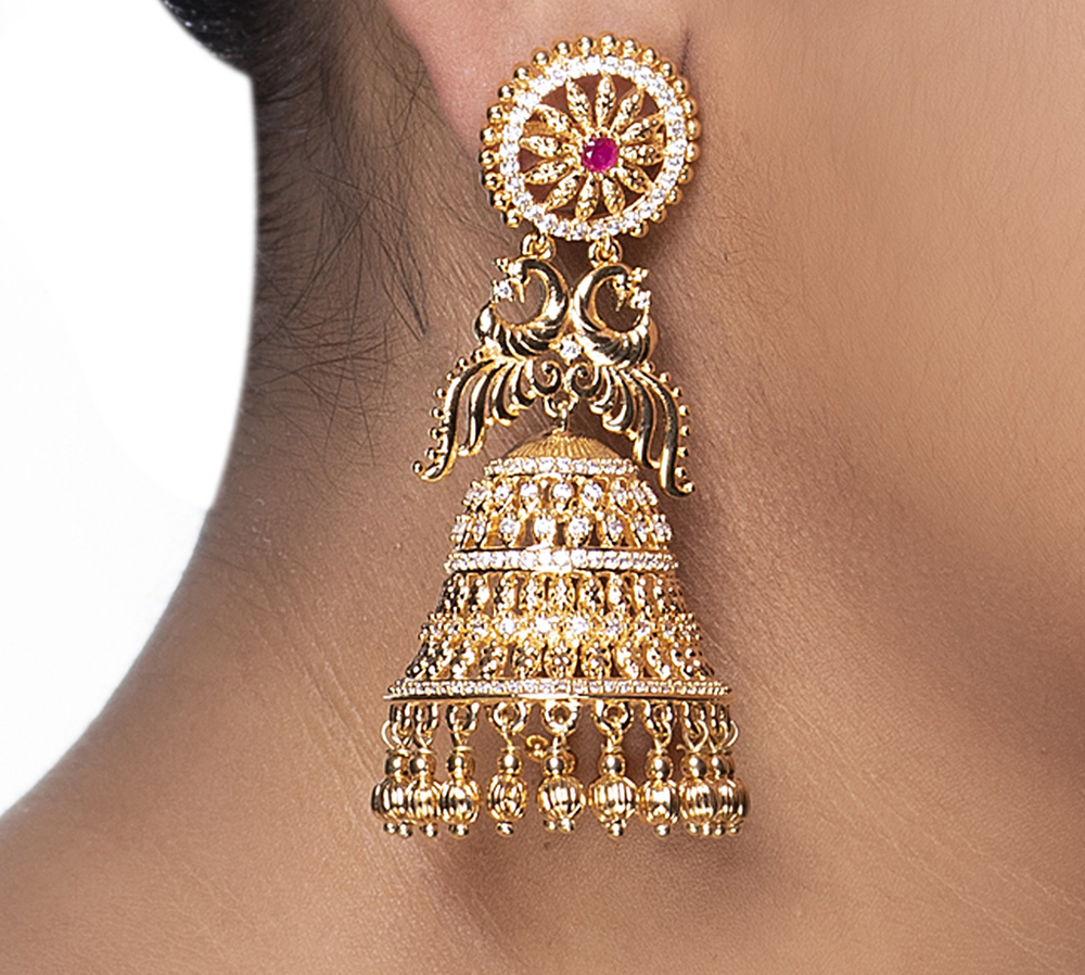 Bindu Earrings - Artify Jewelry