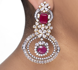 Divya Earrings - Artify Jewelry