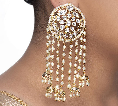 Sruhi Earrings - Artify Jewelry
