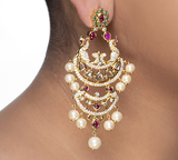 Alia Earrings - Artify Jewelry
